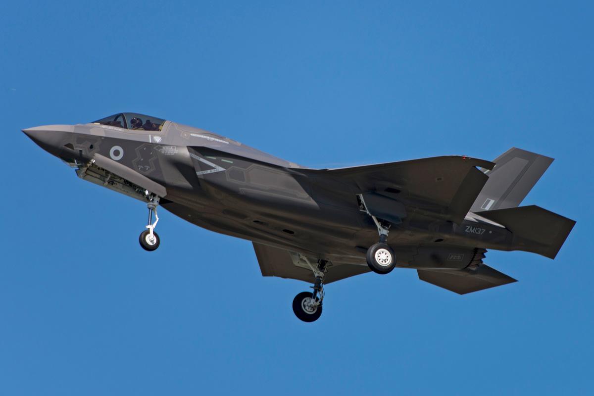 Cronología - Programa Joint Strike Fighter.