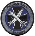 German P-3 Orion operators proudly display this patch on their uniforms.