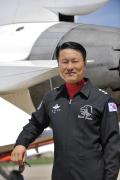 Lt. Col. Lee, Chul Hee of the ROKAF is the commander of the Black Eagles for the 2010 show season.