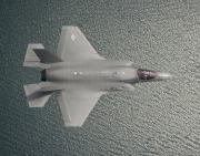 F-35B BF-3 Top View