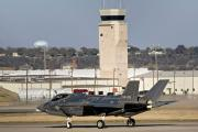 F-35A AF-3 Taxis For Seventh Flight