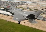 F-35B BF-4 Over Lockheed Martin In Fort Worth