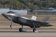 F-35A AF-3 Lands After Sixth Flight