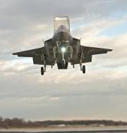 F-35B BF-2 Another Vertical Landing