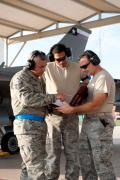 The maintenance personnel of the Texas Air National Guard are highly experienced professionals.