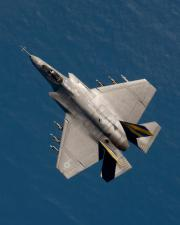 F-35C Lightning II From Above