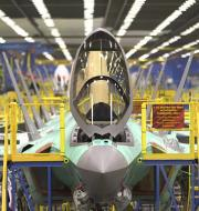 <p>F-35 program is in full swing in late 2014.</p>