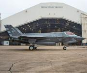 <p>Lockheed Martin Air System Climatic Test Coordinator Vic Rodriguez talks about taking the F-35 through near-tropical storm conditions inside the McKinley Climatic Laboratory at Eglin AFB, Florida. </p>