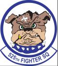 29 October 2007: The 3rd Wing at Elmendorf AFB officially activates its second F-22 squadron—the 525th FS, known as the Bulldogs.