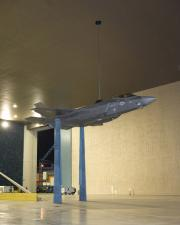 F-35A AF-3 Radar Cross Section Testing
