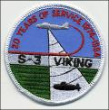 The S-3 Viking passed twenty years of service in 1994 and would continue to serve in a variety of roles for almost two more decades.
