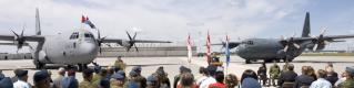 "At the CC-130J delivery ceremony on 4 June 2010, Canadian Minister of National Defence Peter MacKay summed up the sense of urgency both 436 Squadron and the Canadian government have for the CC-130J: ""The expectations for this aircraft are great."""